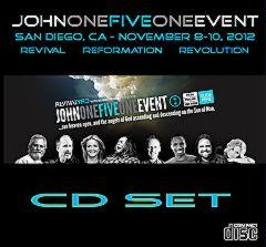 John One Five One CD Cover San Diego.jpg