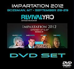 Impartation 2012 DVD Cover Bozeman MT.jpg