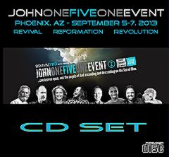John One Five One CD Cover Phoenix AZ 2013.jpg
