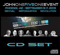 John One Five One CD Cover Phoenix AZ 2013.jpg